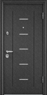 Дверь Torex Super Omega-10 Черный шелк RP4 Венге светлый RS1