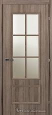 Дверь Краснодеревщик 50 24 с фурнитурой, Сонома ламинат